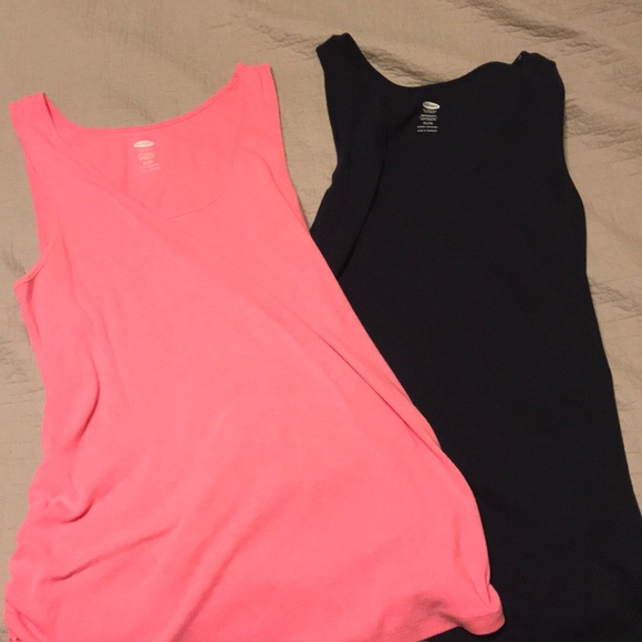 3387dc1ff25 2 Old Navy Maternity tanks. M_5cb3c54c138e182438582742